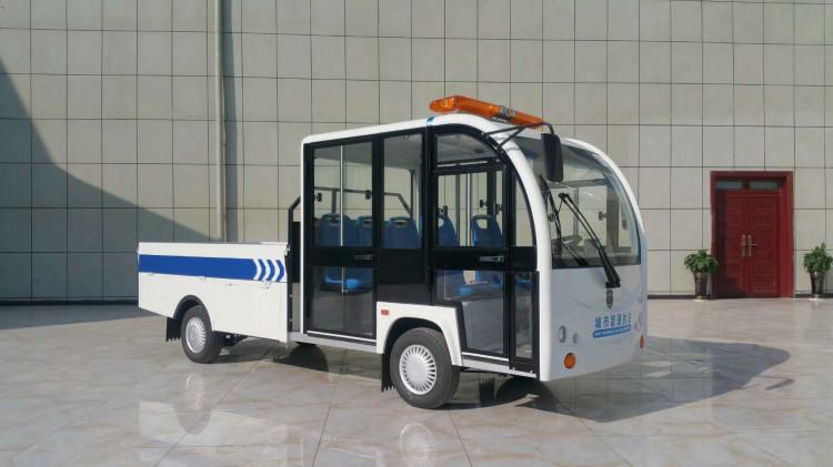 钱柜777娱乐_湖南大丰和电动车已成为城市管理执法专用车