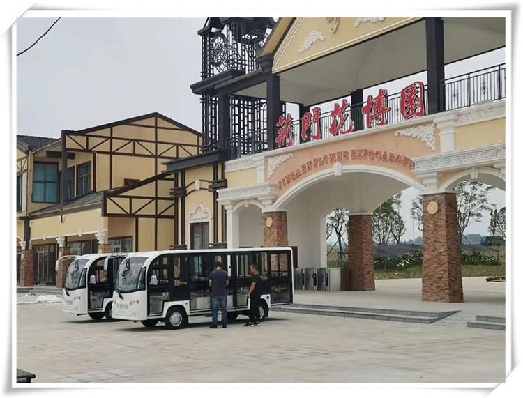 长沙ballbet贝博Bb平台下载和贝博betball登录官网车辆销往荆门花博园园林