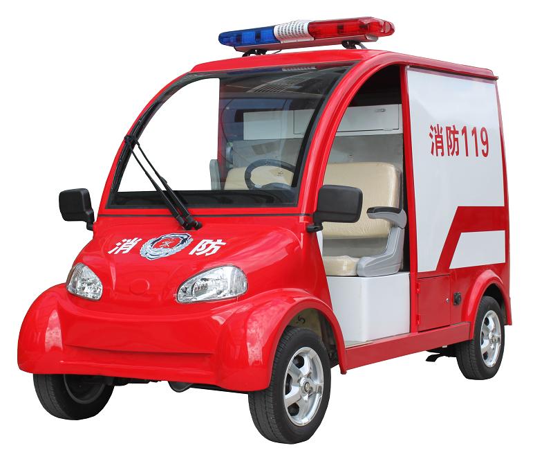 钱柜国际_2座电动消防车