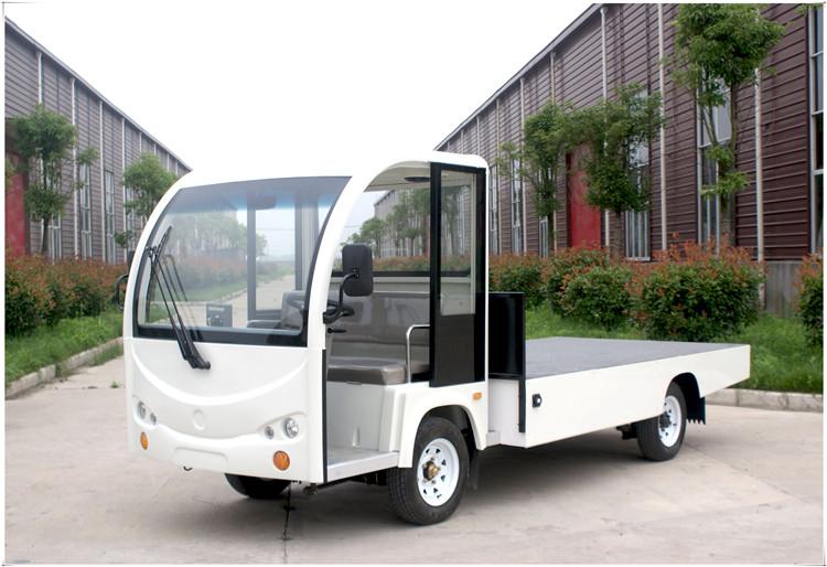 厂家直销货车 四轮拉货搬运载货车 内部转运车 可定制电动货车