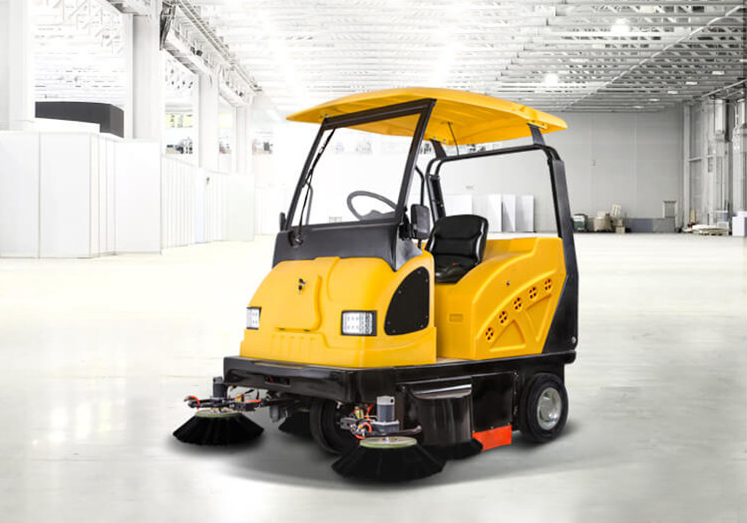 电动驾驶式扫地机物业小区工业车间道路室外全自动吸尘扫地清扫车价格厂家直销
