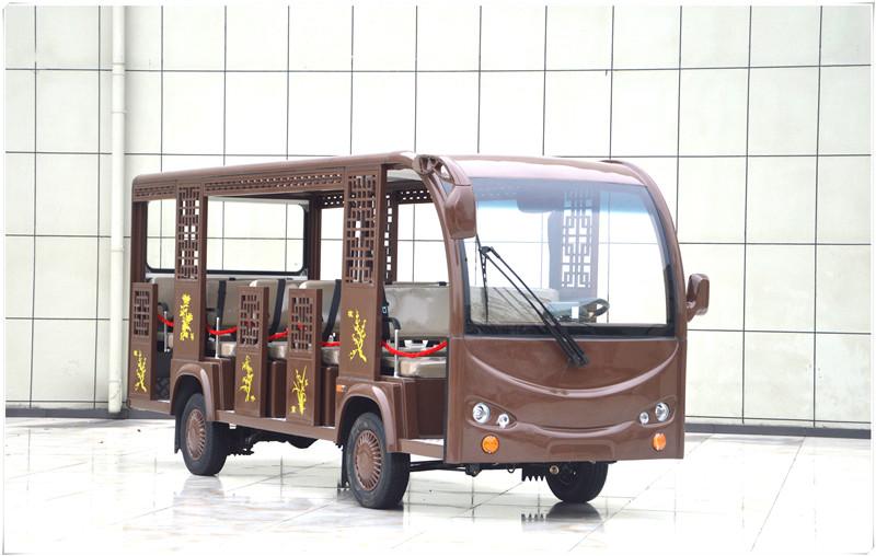 仿古景区旅游观光车