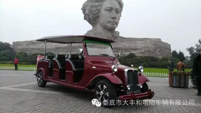 钱柜777娱乐_电动观光车日益成为旅游景区必备交通工具
